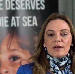 Giornata Mondiale del Rifugiato: Regina Catrambone (MOAS)