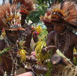 Lo spirito del pianeta: Tufi della Papua Nuova Guinea