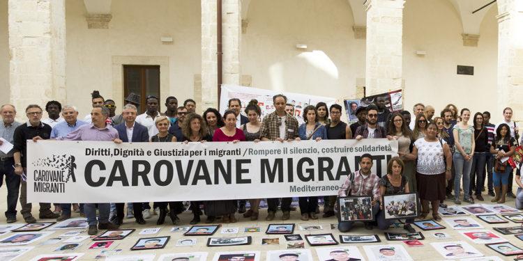 Carovane Migranti: rompere il silenzio costruire dignità