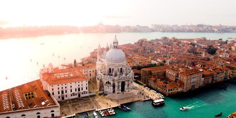 Venezia cacciaal leone