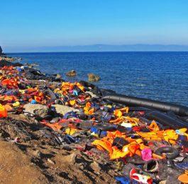 Morti di migranti nel Mediterraneo