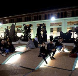 """Il premio """" Mecenati del XXI secolo"""" alle OGR di Torino"""