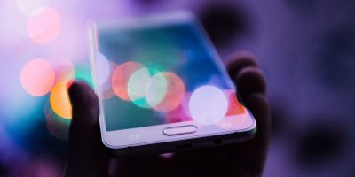 Smartphone realtà aumentata