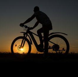 Sacro monte di Crea bici elettrica