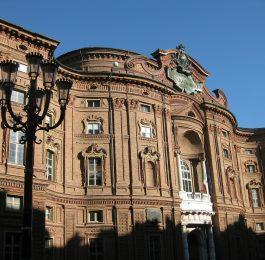 Torino agosto in città