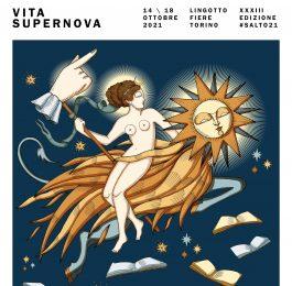 Salone del libro supernova